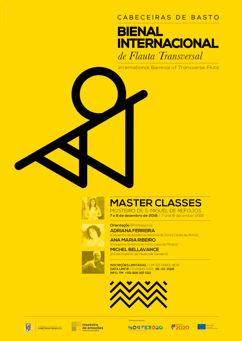 Master Classes da Bienal de Flauta